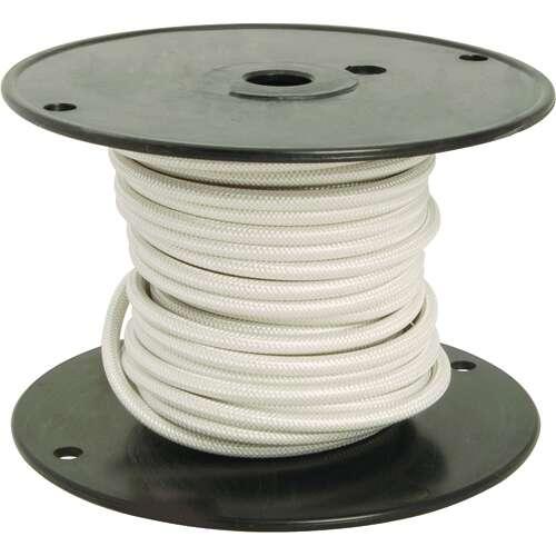 FMP 253-1164 High Temperature Silicone Insulated Wire White