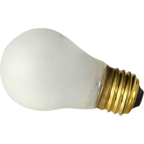 FMP 253-1426 Shatterproof Incandescent Bulb Medium base  130V  40W