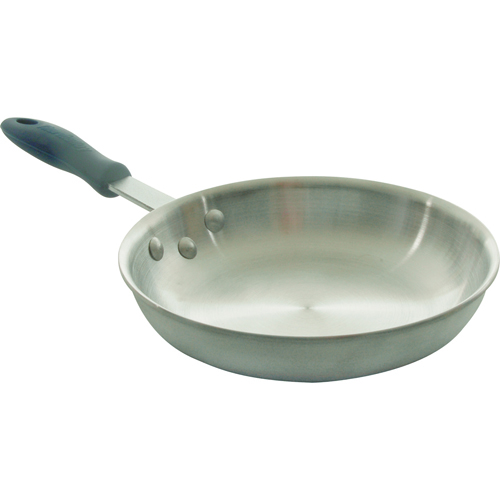 """FMP 257-1017 Thermalloy Aluminum Fry Pan by Browne Foodservice 10"""" diameter"""