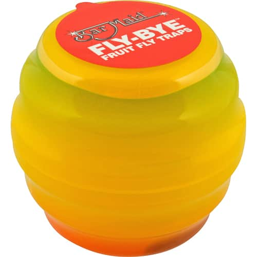 FMP 264-1026 Fly-Bye Fruit Fly Traps by Bar Maid Sold by the pair