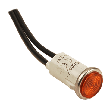 FMP 272-1307 Indicator Light Amber lens