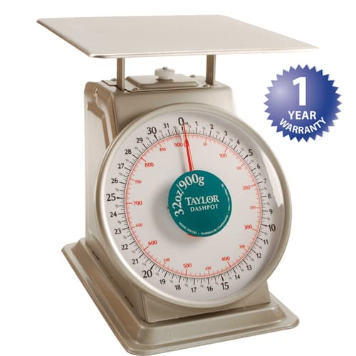 FMP 280-1721 Heavy-Duty Scale with Dashpot by Taylor