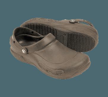 FMP 280-1737 Bistro Slip-Resistant Clog by Crocs Men's size 8  women's size 10