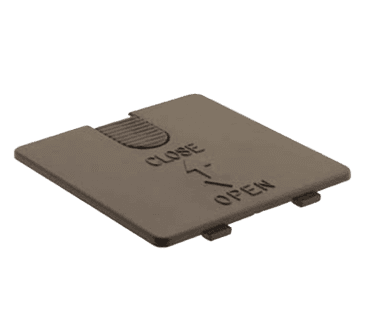 FMP 280-1825 Portable Heavy-Duty Scale Battery Cover