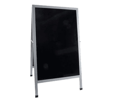 FMP 280-1851 A-Frame Sign