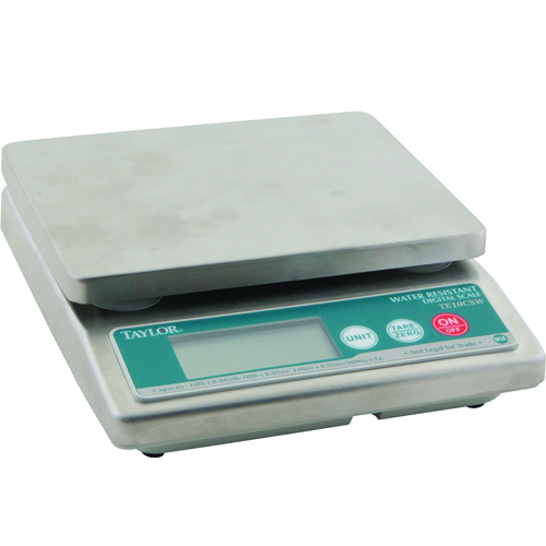 FMP 280-1959 Water-Resistant Digital Scale by Taylor