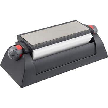 FMP 280-2278 Accusharp Deluxe Tri-Stone System 3 sharpening surfaces