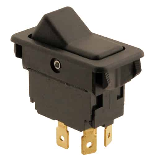 """FMP 501-1006 Rocker Switch Fits 3/4"""" x 1-3/8"""" opening Discontinued Item"""