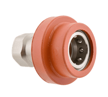 """FMP 511-1015 Quick Disconnect with Viton Seal 1/2"""" NPT"""