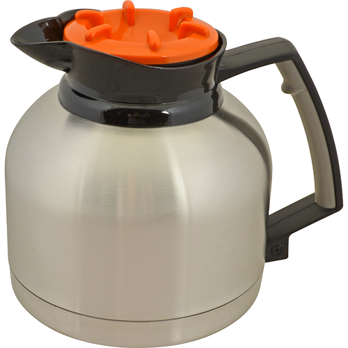 FMP 517-1039 DECANTER (ORANGE LID / DECAF)
