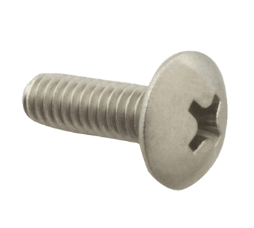 "FMP 622-0808 Truss Head Machine Screw 8-32 x 1/2"" pack of 100"