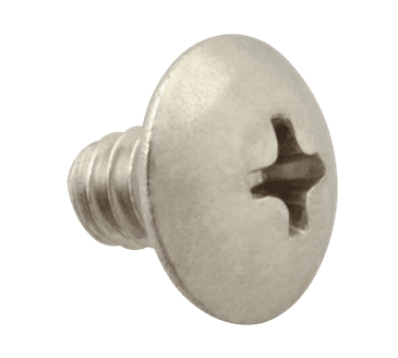 """FMP 622-1004 Truss Head Machine Screw 10-24 x 1/4"""" pack of 100"""