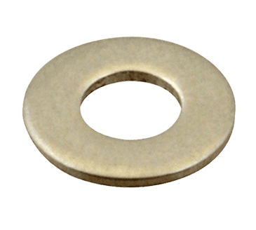 FMP 705-0600 #6 Flat Washer Pack of 100