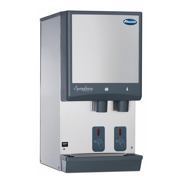 Follett Follett LLC C12CI425A-S Symphony Plus™ Ice & Water Dispenser