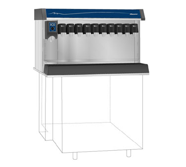 Follett Follett LLC VU300B10LL Vision™ Ice/Beverage Dispenser