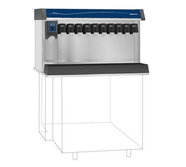 Follett Follett LLC VU300B8RL Vision™ Ice/Beverage Dispenser