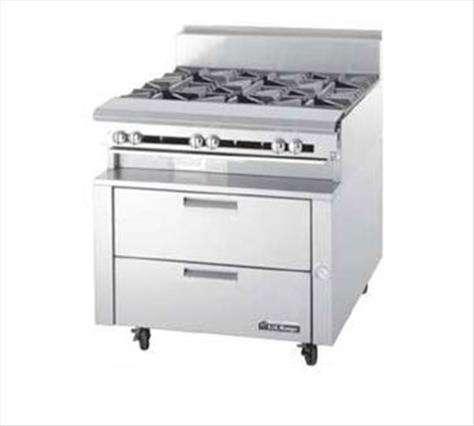 Garland/US Range Garland US Range UN17R66 Polar Cuisine Refrigerated Base