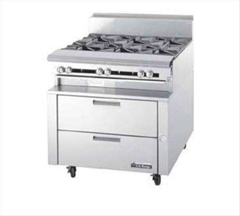 Garland/US Range Garland US Range UN17R84 Polar Cuisine Refrigerated Base