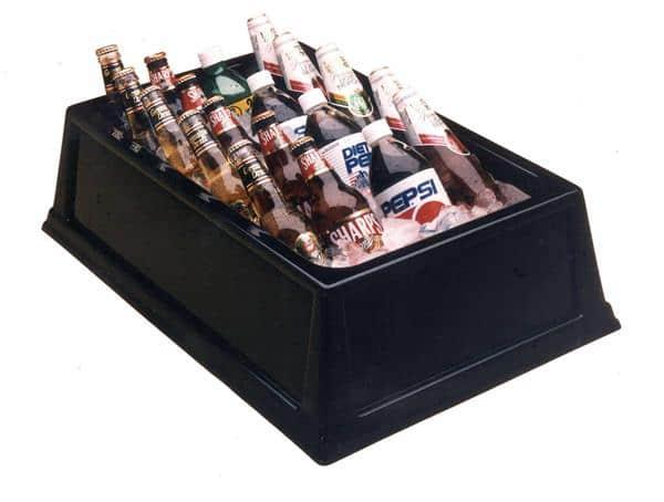 Geneva 296 Iced Display Insulated Beverage Bin