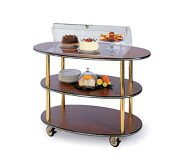 Geneva 36303 Dome Display Dessert Cart