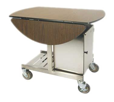Geneva 74420S Classic Series Room Service Table