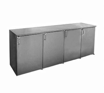 Glastender BB96-N Refrigerated Back Bar Cabinet
