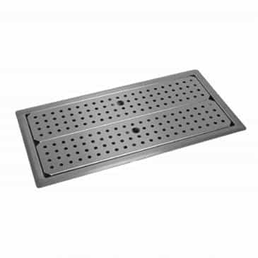 Glastender DI-DP18X48 Drip Tray Trough