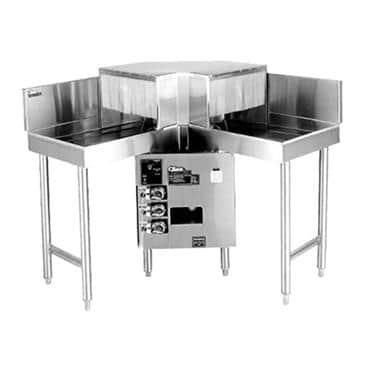 Glastender GT-18+2-IC Glasswasher Station