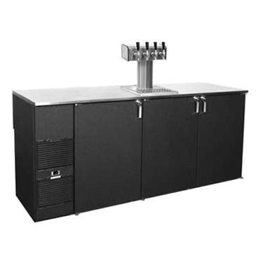 Glastender KC84-S Draft Beer Cooler