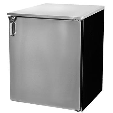 Glastender LP24 Low Profile Refrigerated Back Bar Cabinet