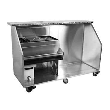Glastender PBCR84-12 Portable Bar