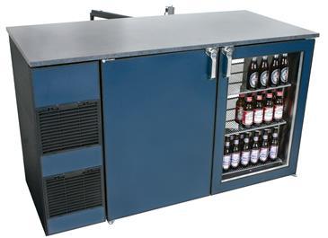 Glastender PT60 Pass-Thru Refrigerated Back Bar Cabinet