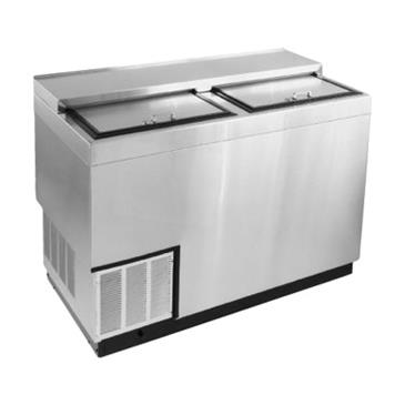 Glastender ST48-B Flat Top Bottle Cooler