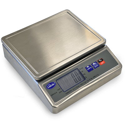 Globe GPS10-S4 Portion Control Scale