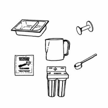 Grindmaster-Cecilware 60205 Espresso Machine Kit #2