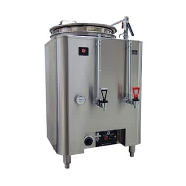 "Grindmaster-Cecilware 8116(E) AMW"" Coffee Urn"