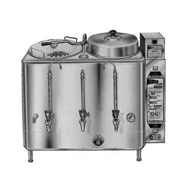 Grindmaster-Cecilware FE200-3 Automatic Coffee Urn
