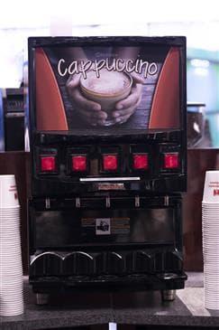 Grindmaster-Cecilware RAD5B-B (1401-002) Radiance™ Hot Powder Cappuccino