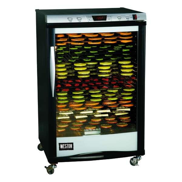 Hamilton Beach 28-0501-W Weston Pro Series™ PRO-2400 Dehydrator
