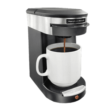 Hamilton Beach HDC200S CCC Single Serve Coffee Maker