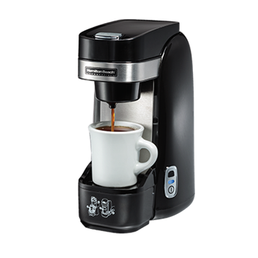 Hamilton Beach Hdc310 Deluxe Single Serve Coffee Maker Ckitchencom