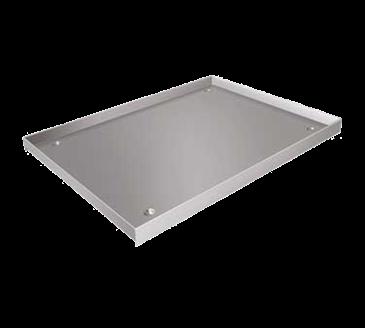 "Hatco CSCL-PAN stainless steel Custom drip pan(20"""" x 26-3/4"""" x 1"""")"