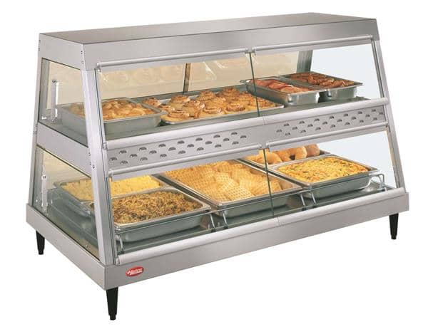 Hatco GRHD-3PD Glo-Ray® Heated Display Case