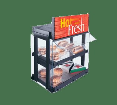 Hatco GRHW-1SGD Glo-Ray Mini-Merchandising Warmer