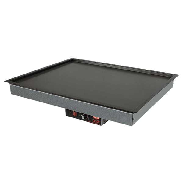 Hatco GRSB-72-I Glo-Ray Drop In Heated Shelf with Recessed Top