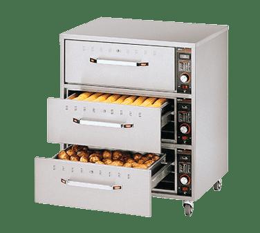 Hatco HDW-3-120-QS (QUICK SHIP MODEL) Warming Drawer Unit