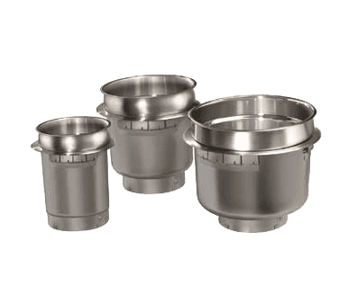Hatco HWBHRT-7QT (Fabricator component only) Drop-In Heated Well