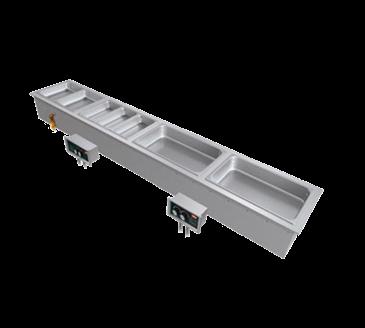 Hatco HWBI-S3D Built-In Slim Heated Well