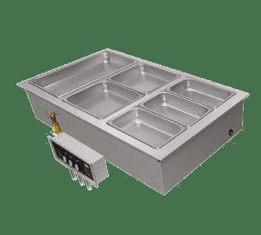 Hatco HWBLI-3 Drop-In Modular Heated Well