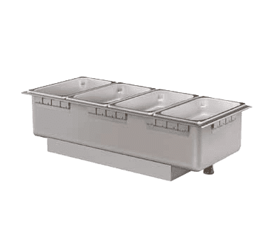 Hatco HWBLRT-43 (Fabricator component only) Drop-In Heated Well